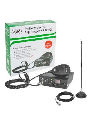 Kit Statie radio CB PNI ESCORT HP 8000L ASQ