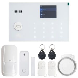 Sistem de alarma wireless PNI SafeHome PT700